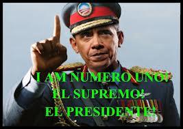 obama as dictator