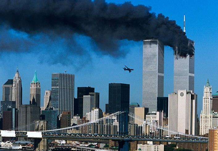 911 plane