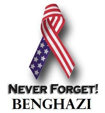 Never Forget Benghazi