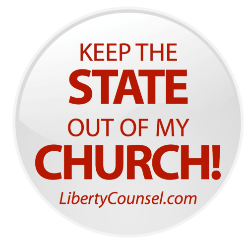 Keep State Out Of My Church